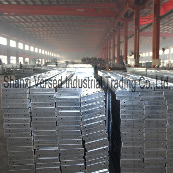 Galvanized Steel Scaffolding : Galvanized steel scaffold deck boards planks and walkboards
