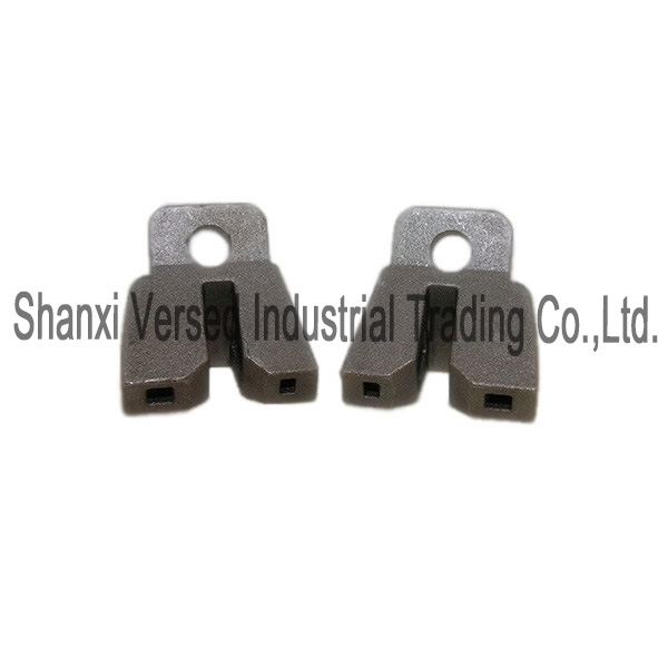 casting steel  ledger ends for scaffolding