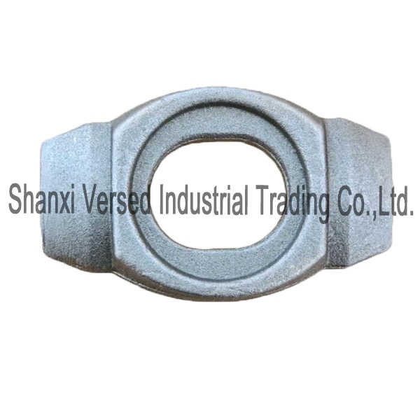 Cup-lock scaffold forging ledger blade