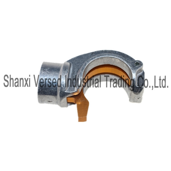 Aluminum scaffold clamp