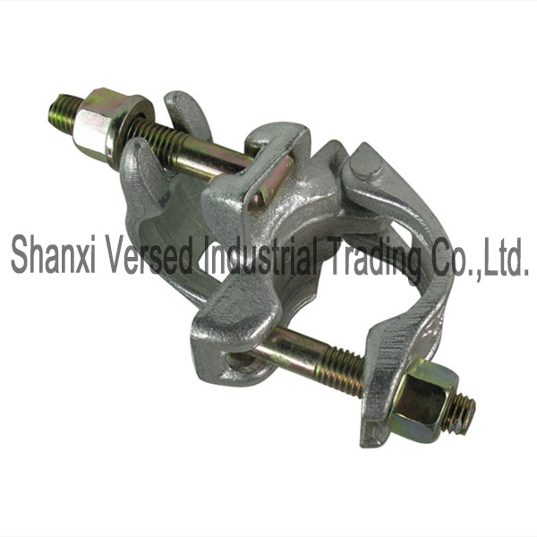Pressed Double Coupler : Heavy duty double coupler scaffold scaffolding couplers