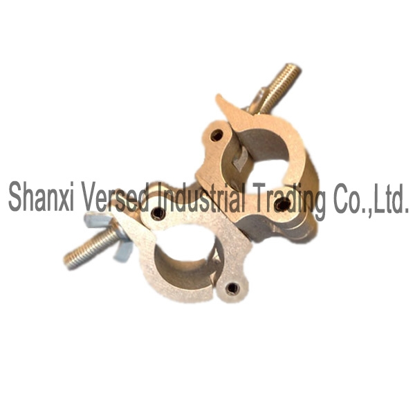 swivel coupler for aluminium scaffold tower connection
