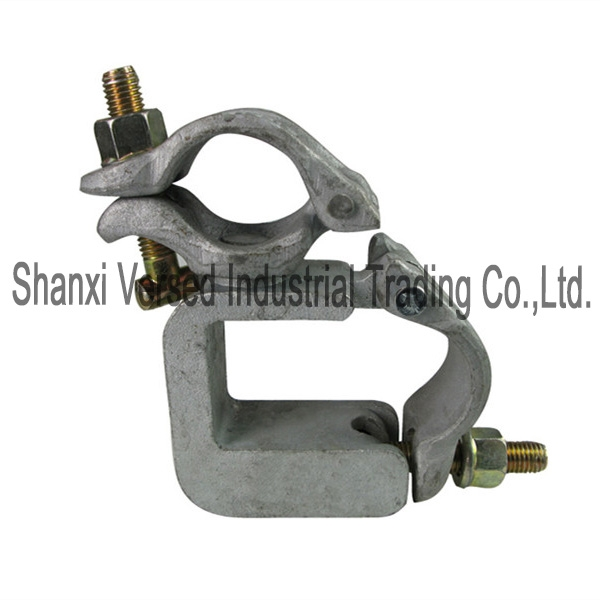 U type swivel coupler