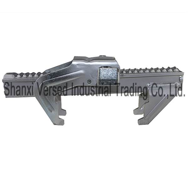 HDG panel clamp