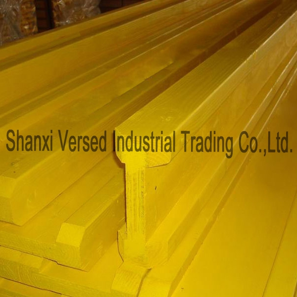 Ply formwork H20 timber beam
