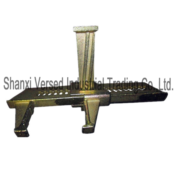 Pressed formwork clamp