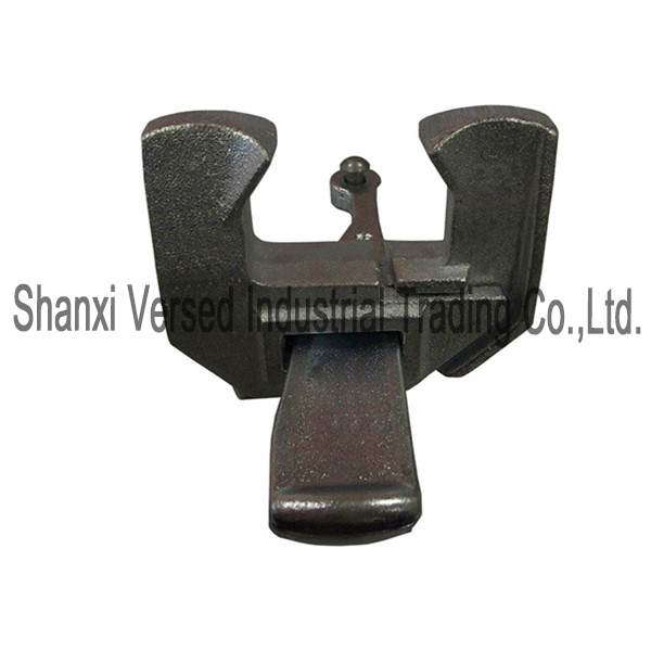 Sand casting formwork clam...