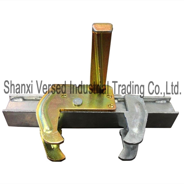 Pressing formwork clamp