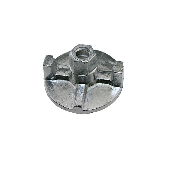 Forged tie formwork anchor nut