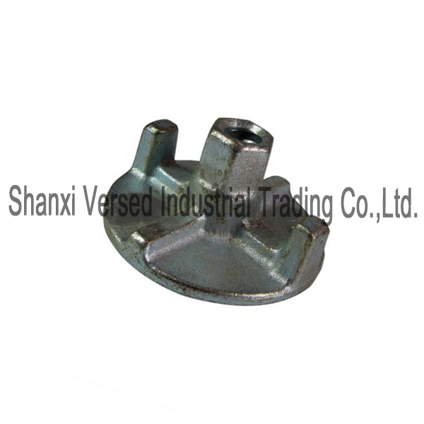 Construction accessories of formwork nuts wing nuts
