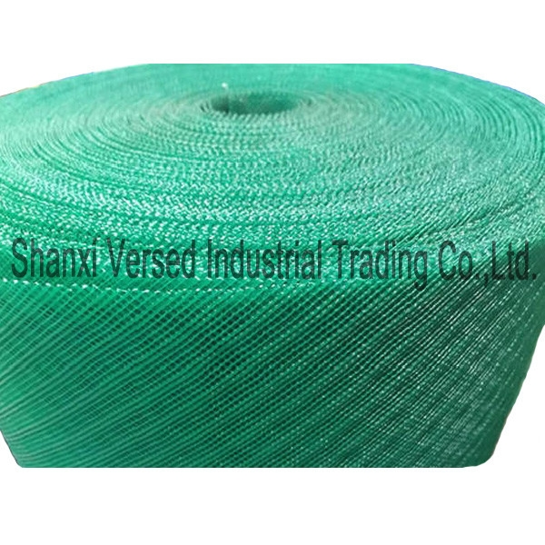 Shade net for scaffolding construction