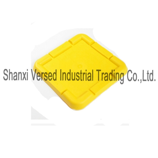 Scaffold plastic base plate