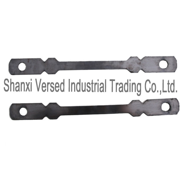 Flat tie for aluminium form...