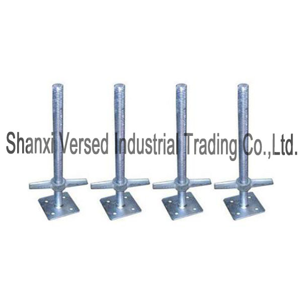 Ringlock scaffolding parts screw jack base - Industry News
