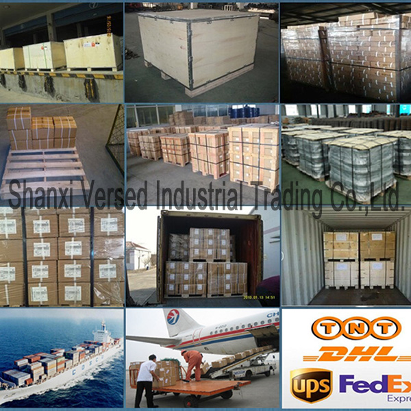 formwork nuts package and shipping
