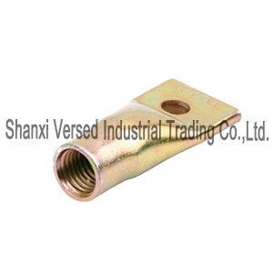 Concrete precast parts fixing socket anchor