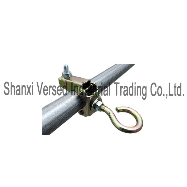 Scaffolding materials list scaffold hook with clamp