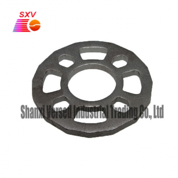 High quality pressed scaffold rosette