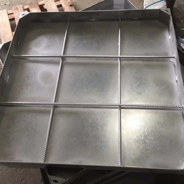 Stainless cover
