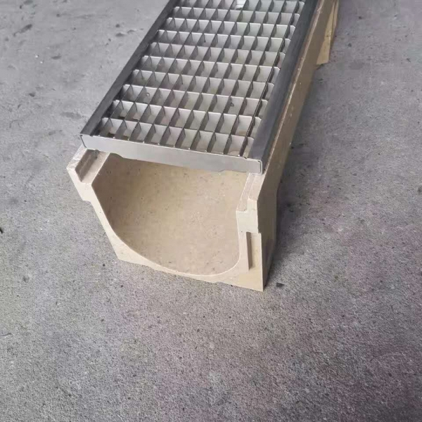Stainless channel