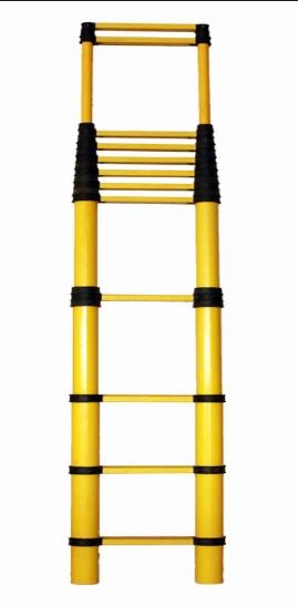 Fiberglass Telescopic Ladder