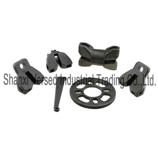 Ringlock scaffolding parts