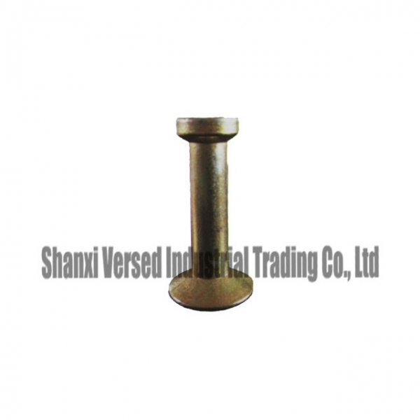 Steel spherical head lifting anchor